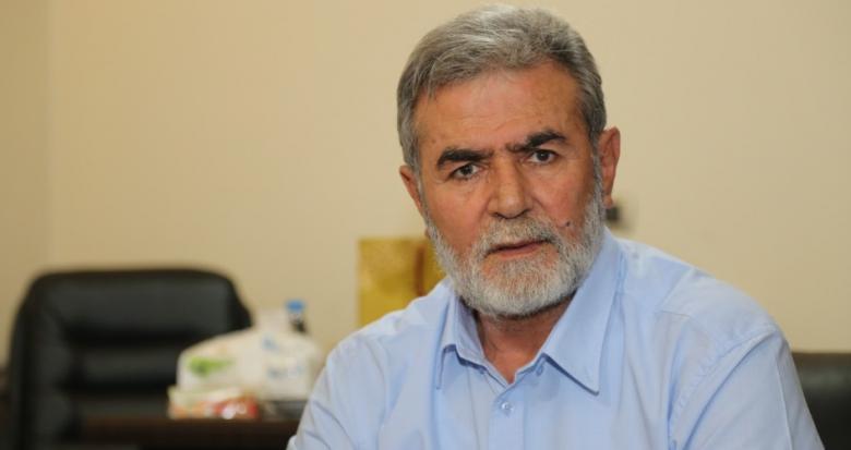 النخالة: لا نريد التصعيد في لبنان ونسعى للحل بالحوار