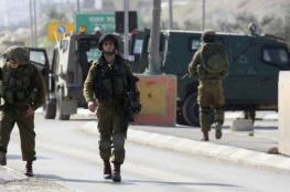 نصب حواجز وتواجد عسكري إسرائيلي غرب جنين