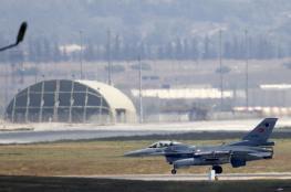مقتل 200 مسلح كردي بغارات تركية شمال سوريا