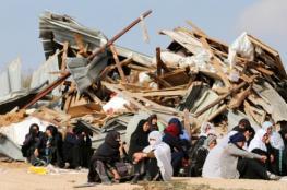 """الاحتلال يواصل جهوده لتهجير أهالي """"أم الحيران"""" في النقب"""