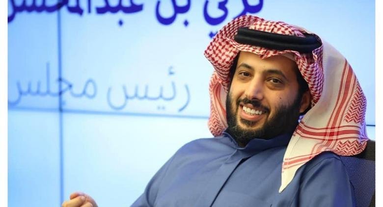 تركي آل الشيخ يسخر من أحداث مباراة الأهلي وسموحة