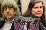 جريمة بشعة.. اتهام زوجين بتقييد وتجويع أطفالهما الثلاثة عشر