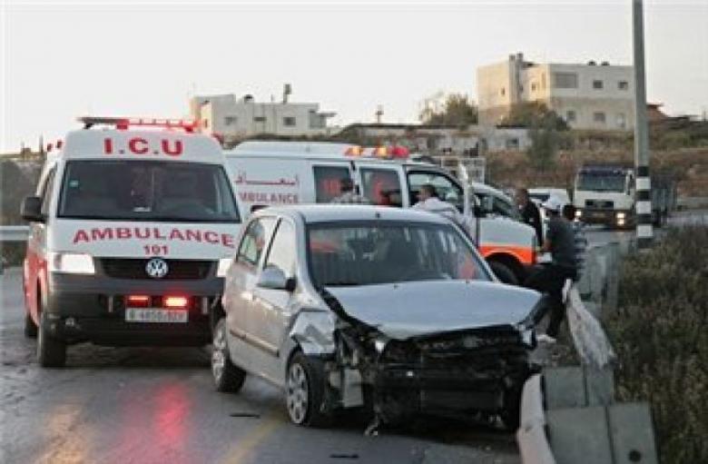 مصرع مواطن بحادث سير شمال طولكرم
