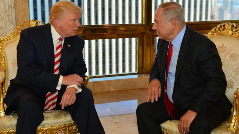 """هذا ما ستدفعه """"إسرائيل"""" لأمريكا مقابل """"صفقة القرن"""""""