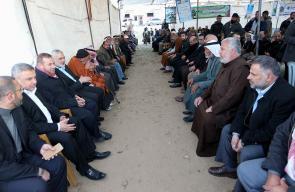 حماس تعزّي عائلة شهيد الإعداد مروان معروف بخانيونس