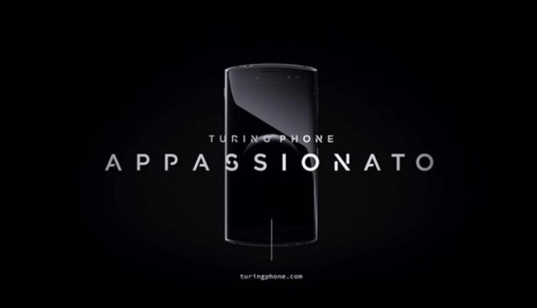 The Appassionato هاتف ثمنه 1600 دولار