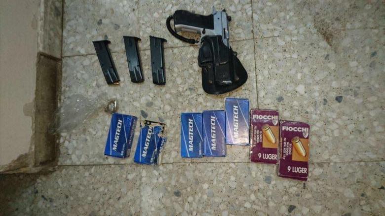 الاحتلال يزعم مصادرة أسلحة وذخائر