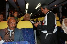 أهالي غزة يزورون 16 معتقلا من أبنائهم في رامون