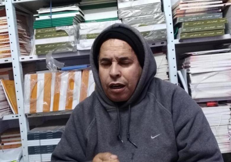 مخابرات رام الله تواصل اعتقال المحرر أحمد نصر