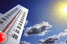 الطقس: أجواء جافة وحارة إلى شديدة الحرارة