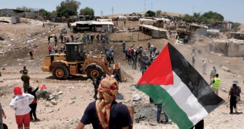 الخان الأحمر: فرصة إسرائيل.. إسرائيل اليوم