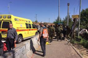 الاحتلال يعدم فلسطيني بزعم تنفيذه عملية دهس بالبيرة