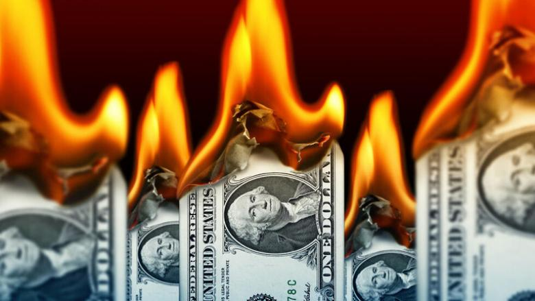 الدولار يواصل تراجعه أمام الجنيه المصري