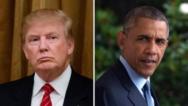 أوباما يفتح النار على ترامب