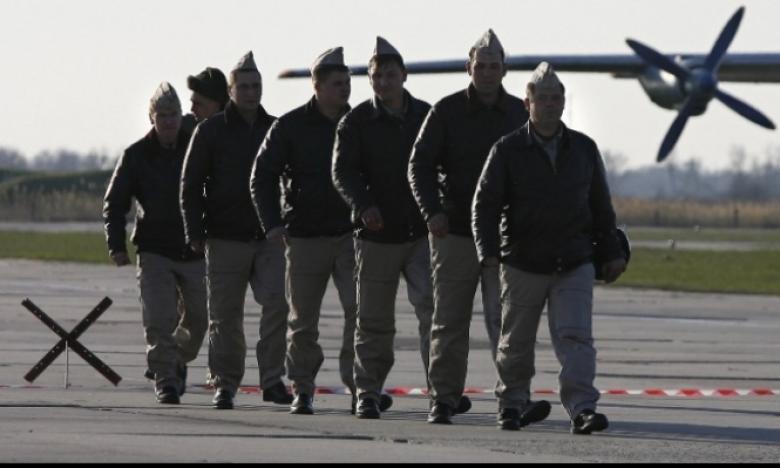 روسيا تنشر قوات خاصة بمصر وأعينها على ليبيا