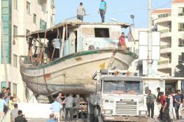 الاحتلال يُعيد 10 قوارب ومعدات للصيادين في غزة