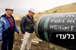 تقرير إسرائيلي خطير: الغاز الإسرائيلي يدخل البيوت العربية