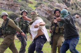 اعتداءات للمستوطنين شرقي قلقيلية