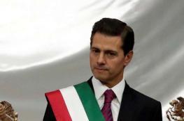 زعيم أخطر عصابة مخدرات مكسيكية قدم 100 مليون دولار لرئيس الدولة