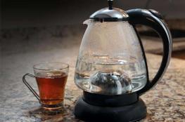 هذا ما يحدث عند غلي الماء مرتين لإعداد الشاي!