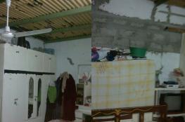 في غزة جدران تضم بشراً مع وقف التنفيذ