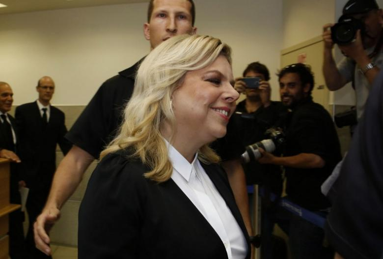لائحة اتهام من النائب العام الإسرائيلي ضد زوجة نتنياهو