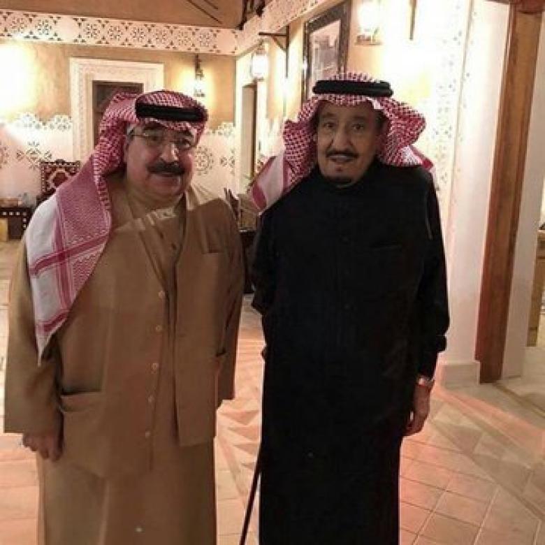 وفاة الأمير السعودي طلال بن سعود بن عبد العزيز