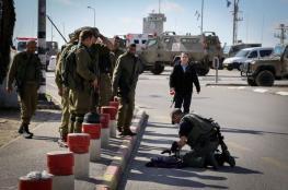 إصابة شرطي إسرائيلي بعملية دهس شمال غرب القدس