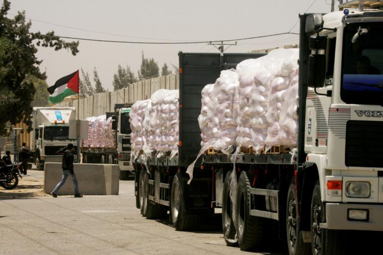 حماس تعلن موقفها من اعلان الاحتلال تسهيلات لغزة