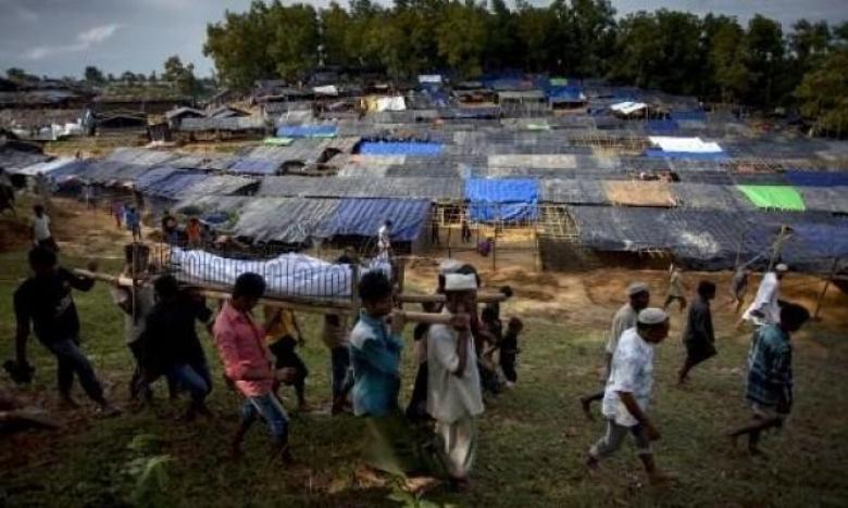 ضغط دولي على بورما لوقف القتل ضد الروهينغا