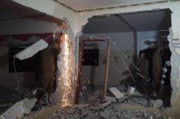 أبو عون: هدم المنازل سياسة ردع فاشلة تنتهجها دولة فاشية