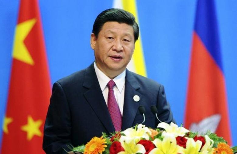 """أول ظهور لرئيس الصين بعد """"كورونا"""""""