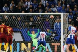 بورتو يخطف بطاقة التأهل من روما في ريمونتادا الـ 120 دقيقة