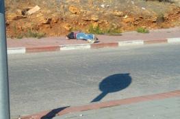 """الاحتلال يعدم شاباً بدم بارد على حاجز """"زعترة"""""""