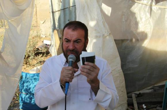 حماس تعزي عائلة الشهيد القسامي