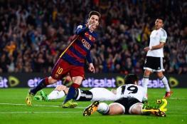 برشلونة في مواجهة صعبة أمام فالنسيا الليلة