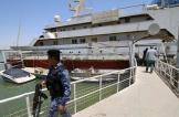 يخت لصدام حسين يتحول لفندق للمرشدين البحريين