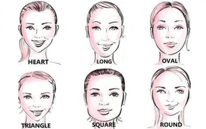 b95b7d0f7 شكل وجهك يحدد تسريحة شعرك - فلسطين الآن