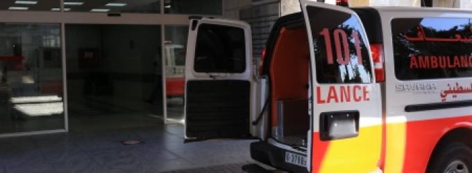 وفاة طفلة بانقلاب سيارة كان يقودها طفل جنوب الخليل