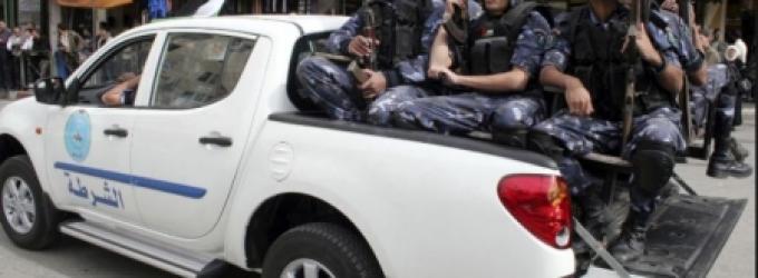 الشرطة في طولكرم