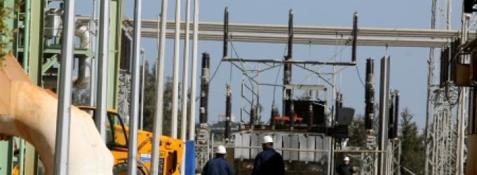 محطة توليد الكهرباء بغزة