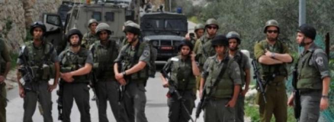 قوات الاحتلال تغلق حوسان
