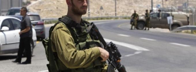 اعتقال جندي إسرائيلي بالنقب