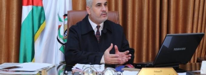 فوزي برهوم الناطق باسم حركة حماس