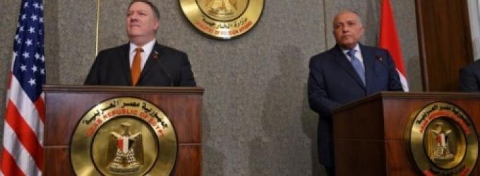 واشنطن: سنعزز تحالفنا مع مصر