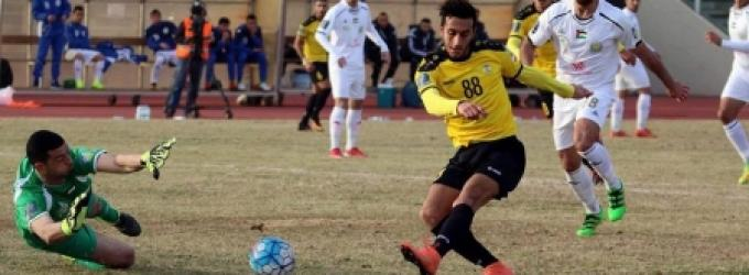 العهد وشباب الخليل بطولة الأندية العربية