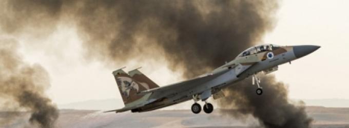 الطائرات الإسرائيلية الحربية