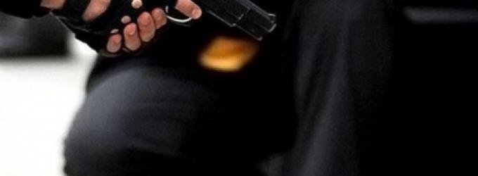 سطو مسلح على سيارة بنابلس