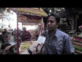 مهن رمضانية في غزة لمواجهة البطالة