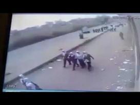 حادث مروع لدهس عدد من الطالبات بمحافظة البحيرة